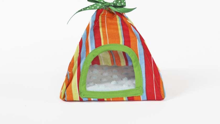 Namiot dla gryzonia