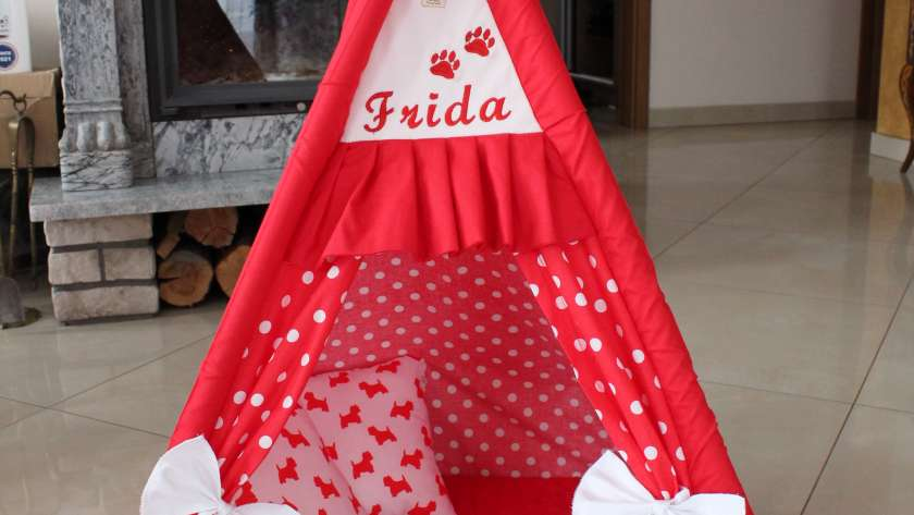 Namiot dla psa